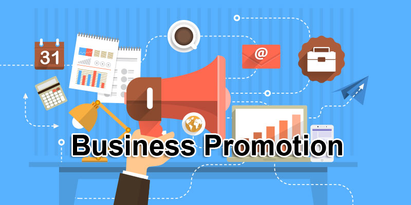 How to do Business Promotion, how to make Brand Image?