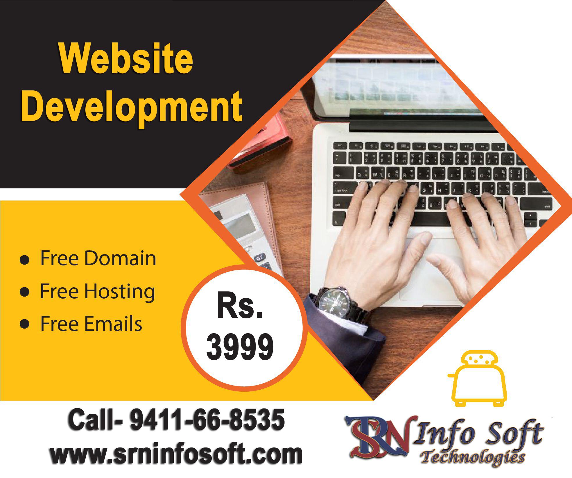 News Portal Website Development Only Rs. 3999/-